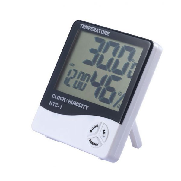 Digital Humidity and Temperature Monitor \u2013 PrintDry™